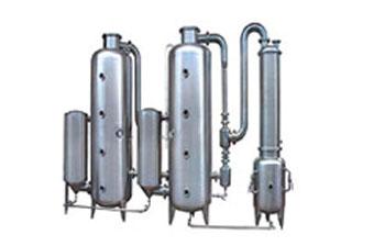 WZ型双效强制外循环真空蒸发器